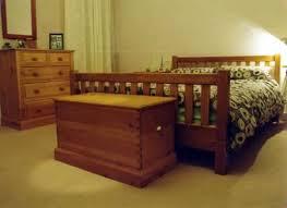 handmade bedroom furniture dressing table blanket box bed