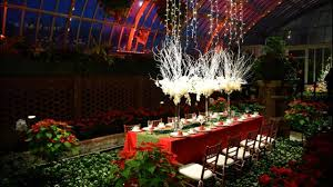 phipps conservatory christmas lights phipps conservatory 2017 winter flower show and light garden a walk