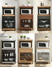 kitchen cabinet organizer shelf small details about small kitchen cart microwave stand 1 drawer wood storage cabinet organizer