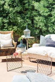 bohemian luxe interiors pearls to a picnic backyard blog found vintage rentals