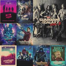 aliexpress com buy guardians of the galaxy vol 2 posters brown