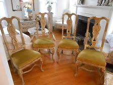 Drexel Heritage Dining Chairs EBay - Drexel heritage dining room set