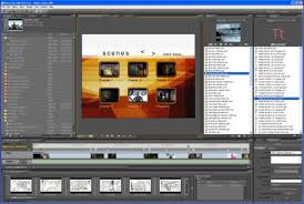 encore dvd menu templates adobe production studio