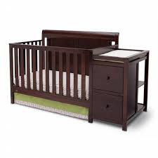 Delta Changing Table Espresso Delta Children Vintage Espresso Chatham Crib N Changer Shop