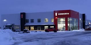 Kenworth Ontario Facility Complete