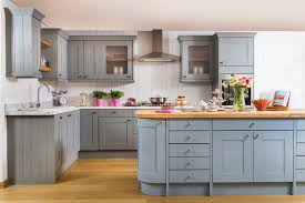 blue kitchen cabinet paint uk how to choose the right colour for your solid wood kitchen
