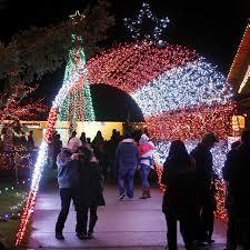 lights of christmas stanwood warm beach and warm hearts the lights of christmas heraldnet com