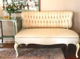 furniture vintage sofa for sale light grey loveseat vintage