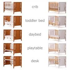 From Crib To Bed A Bed Grows With Your Gro Cool Collection