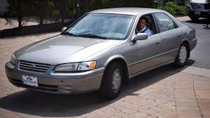 1997 toyota camry chicago bears rookie mitchell trubisky drives a 1997