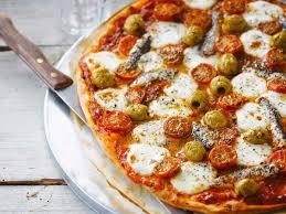 jeux de cuisine de pizza au chocolat pizza se régaler sans prendre un gramme femme actuelle