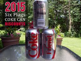 Coca Cola Six Flags Coupon Coke Coupon For Six Flags Samurai Blue Coupon