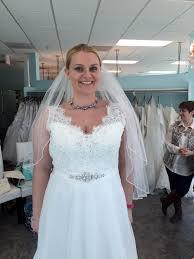 v neck wedding dress u2026 did you wear a necklace share pics