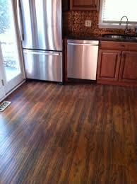Black Tile Laminate Flooring Kitchen Flooring Water Resistant Vinyl Tile Laminate In Slate Look