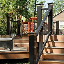 deck balusters u2013 types materials design styles and characteristics
