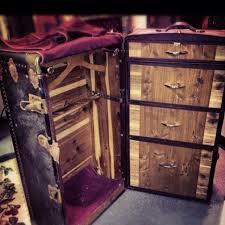 beautiful travel trunks 213 best wardrobe trunks images on pinterest antique trunks