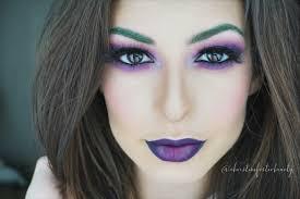 halloween makeup look beetlejuice details on my instagram