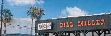 bill miller bar b q restaurant serving bbq