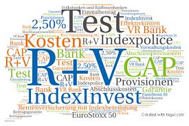 rentenversicherung mit indexbeteiligung indexpartizipation test r v indexinvest vorsorgekagne
