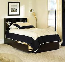 Bed With Bookshelf Headboard Inspirational Bed Frame With Bookshelf Headboard 61 About Remodel
