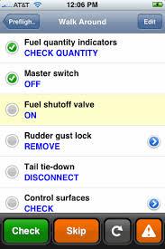 foreflight checklist foreflight