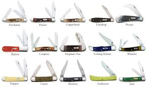 Types Of Kitchen Knives by How To Start A Case Knife Collection Knife Depot
