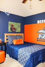 blue and orange room fantastic blue and orange bedroom decor the top referencedream