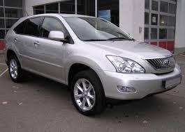 lexus rx 350 uk left drive lexus rx 350 n 9861