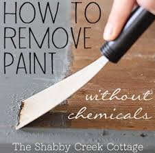 How To Sand Banister Spindles Remove Paint From Furniture Without Chemicals Step By Step