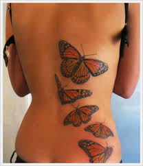 tribal butterfly tattoos meaning design idea for and