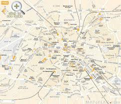 paris maps top tourist attractions free printable mapaplan com