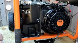 generac generator carb removal and disassembly youtube