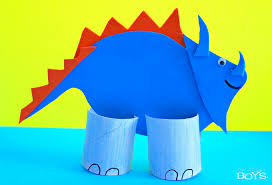 easy dinosaur craft kids