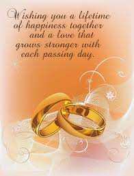 marriage wishes card card design ideas wedding card wishes wishing you a lifetime of