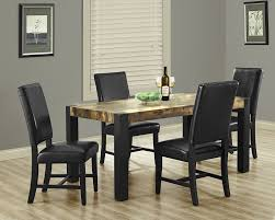 Dining Room Modern by Dining Room Modern Dining Chairs With Brown Wooden Table And