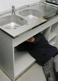 meuble d evier cuisine choisir un évier à la taille de votre sous meuble cuisissimo