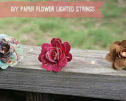 Paper Flowers Video - make dimensional paper flowers