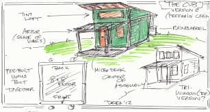 relaxshacks com a super tiny houseboat shantyboat in the works