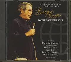 perry como cd world of dreams cd family records