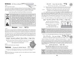 messianic haggadah passover trilogy messianic haggadah sle pages
