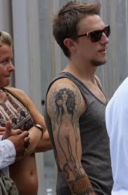 art nouveau tattoos