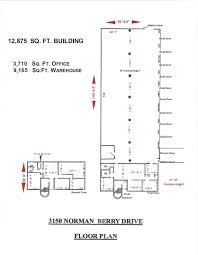 Atlanta Airport Floor Plan Warehouse Space For Lease Near Atlanta Airport Atlanta Air