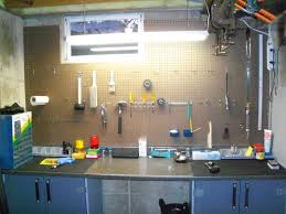 Garage Workbench Designs How To Build A Garage Workbench Plans The Better Garages How