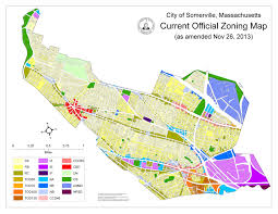 Map Of Massachusetts Cities by Zoning Maps U2013 Somerville Zoning