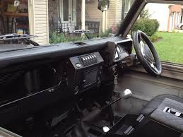 land rover defender interior 1984 land rover defender 90 defender source