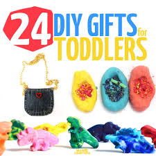 gifts for from 24 diy gifts for toddlers and crafters