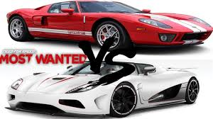 koenigsegg agera r need for speed ford gt vs koenigsegg agera r need for speed most wanted final