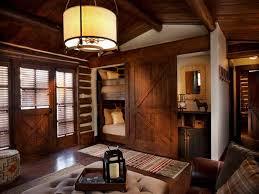 Barn Door Bunk Beds by Bed Space Saving Bedrooms