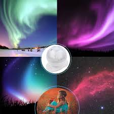 Light Projector For Kids Room by Snagshout Goldenwide Aurora Borealis Projector Speaker Led