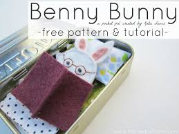 Kitchens By Katie by The Red Kitchen Benny Bunny Free Pattern U0026 Tutorial